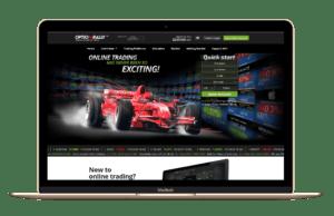 OptionRally-Startseite-und-Handelsplattform