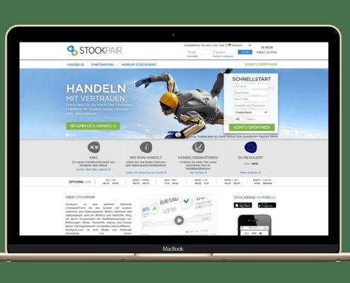 STOCKPAIR-Startseite-und-Handelsplattform