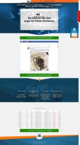Chainreactionpro Screenshot der Webseite